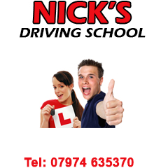 Nick's Driving School Milton keynes